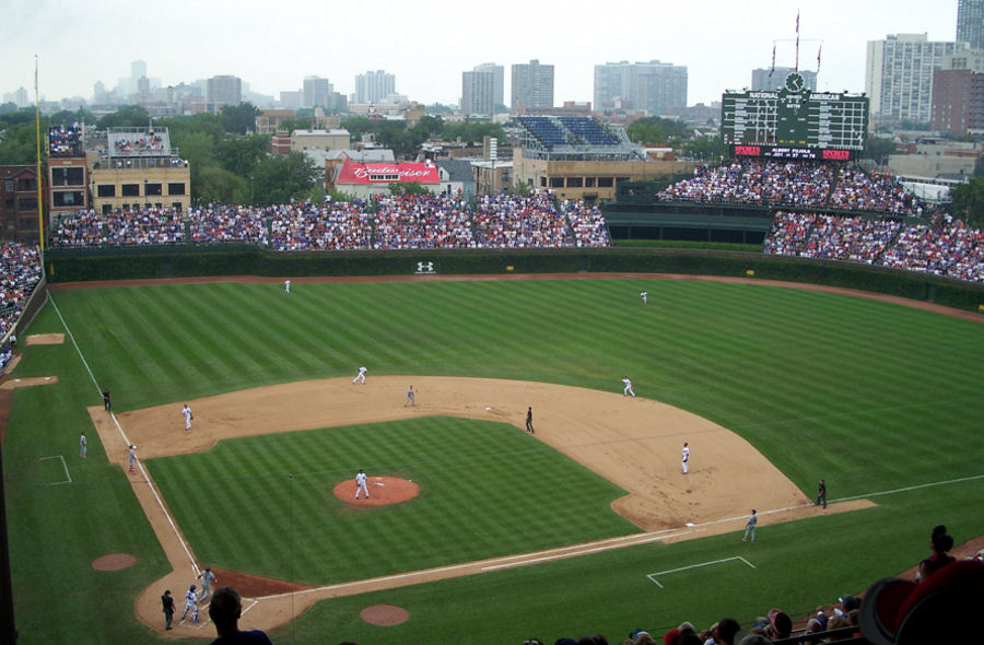 The Friendly Confines